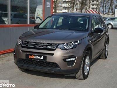używany Land Rover Discovery 4 Discovery Sport 2017 Kupiony w Salonie w Polsce! Faktura VAT 23%! 1