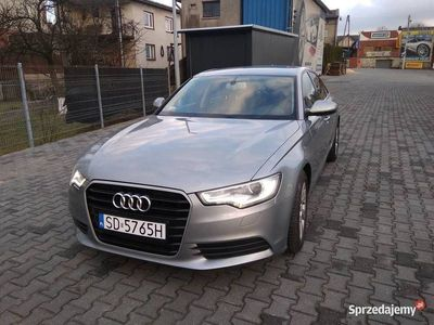 używany Audi A6 C7 2012 r 2.0 177 Skóra Led Bi-Xenony Navi Klima x4