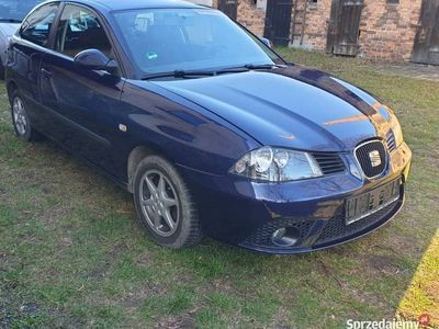 używany Seat Ibiza III 2006r