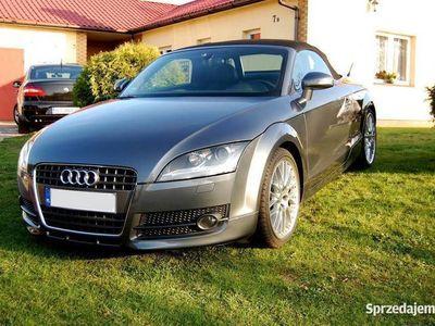 używany Audi TT Roadster 8J 2,0 Turbo FSI
