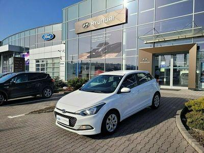 używany Hyundai i20 II CLASSIC +1.1CRDI 75KM Klimatyzacja Pełny odpis VAT !