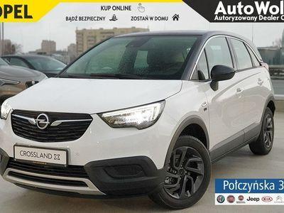 używany Opel Crossland X 1.2dm 110KM 2020r. 6km