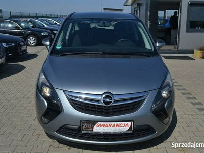 używany Opel Zafira Tourer z Niemiec, OPŁACONA, gwarancja(46)