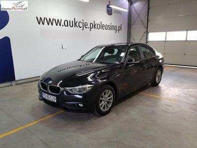 gebraucht BMW 318 318 2dm3 150KM 2017r. 24 588km Seria 3 [F30/F80] 15-, d