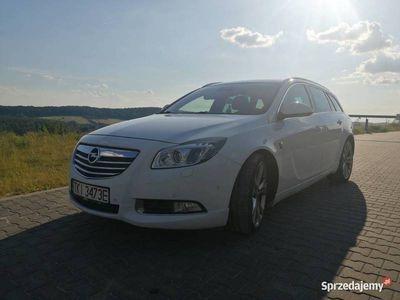 używany Opel Insignia OPC line