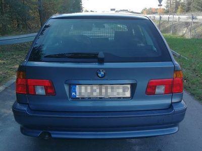 używany BMW 530 e39 d pilne