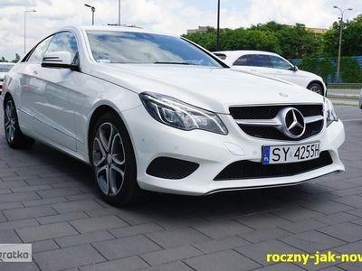 używany Mercedes 200 Klasa E W212LED, Pakiet sportowy Exterieur