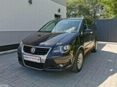 używany VW Touran Cross 2.0 TDI 170KM # Xenon # # Limit Edition # Navi