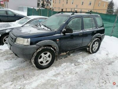 używany Land Rover Freelander ES Td4 NAPĘD 4X4 GRZANE SIEDZENIA