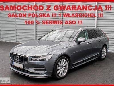 używany Volvo V90 INSCRIPTION + Salon PL + 1 WŁ + 100% Serwis !!!