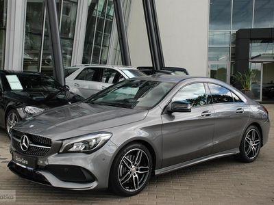 używany Mercedes CLA250 Klasa4matic - już od 1299 zł miesięcznie