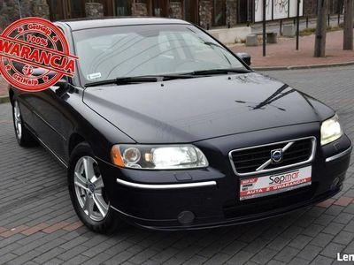 używany Volvo S60 2.4D5 163KM Automat 2007r. lift Skóra Xenon NAVi Full
