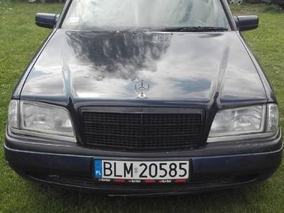 używany Mercedes C220 w202 2.2 diesel