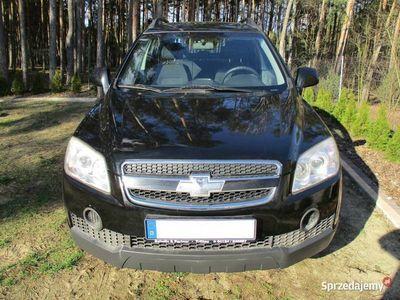 używany Chevrolet Captiva 2.4 Benzyna+GAZ * Niemiec * 1Ręce * Serwis