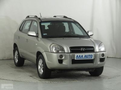 używany Hyundai Tucson  4X4, Klima,ALU