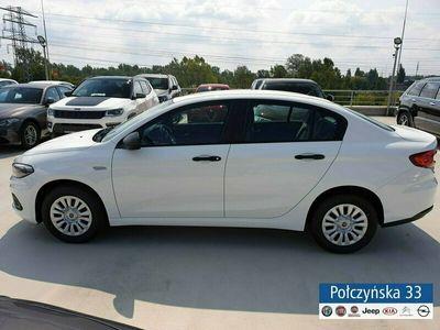 używany Fiat Tipo Sedan 1.4 95 KM| wersja Pop | Biały Gelato | 2020