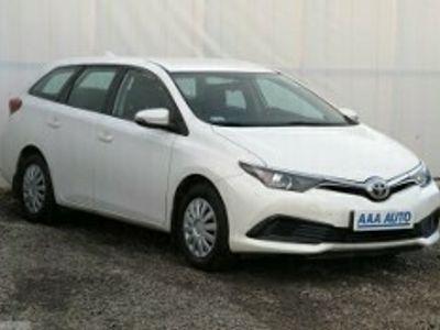 używany Toyota Auris II Salon Polska, Serwis ASO, VAT 23%, Klimatronic