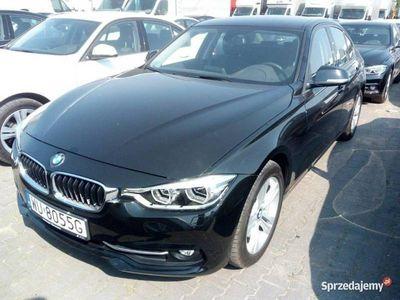 używany BMW 318 2dm 150KM 2018r. 18 440km