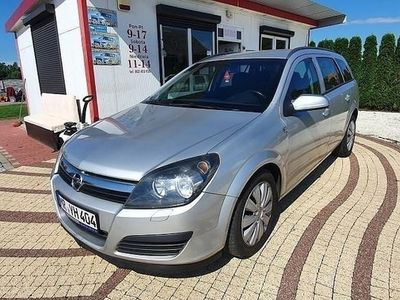 używany Opel Astra 1.7CDTI 101KM Nowa dwumasa nowa chłdonica klimatyzacji