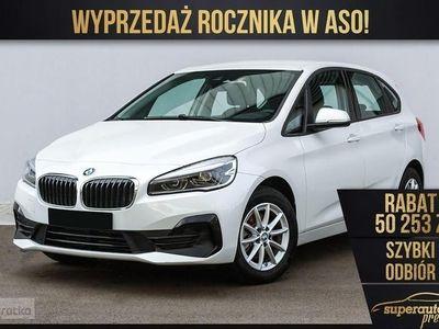 używany BMW 218 Active Tourer SERIA 2 GOLAS 2.0 d (150KM) | + LED + czujniki | Wyprzedaż, Chorzów