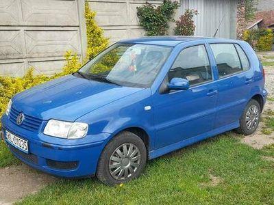używany VW Polo 1.6 benzyna+gaz