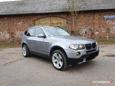 używany BMW X3 E83 2007r 2.0d 150km