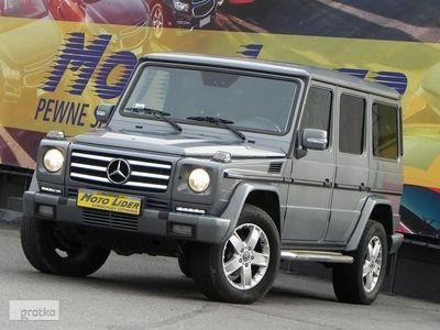 używany Mercedes G400 Klasa G W463 400dobrze utrzymany, 2 x opony