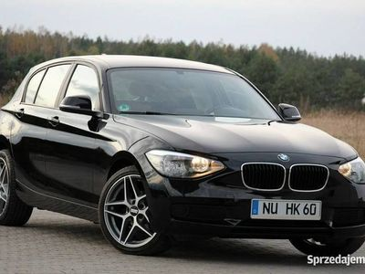 używany BMW 116 1.6dm 136KM 2012r. 84 962km