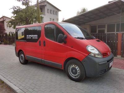 używany Nissan Primastar 2003