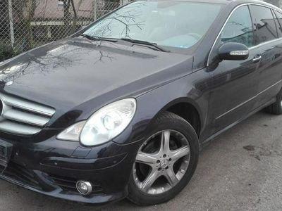 używany Mercedes R280 3dm 190KM 2008r. 225 000km