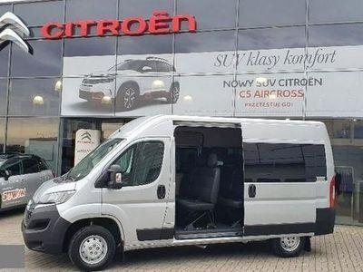 używany Citroën Jumper 2.2dm 140KM 2019r. 2km