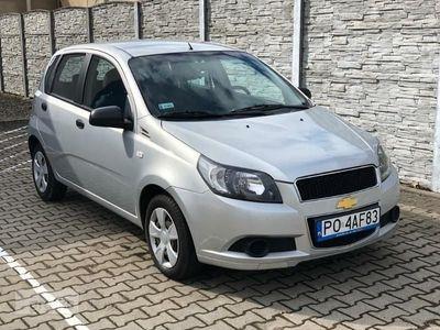 gebraucht Chevrolet Aveo = SALON POLSKA - KLIMATYZACJA - STAN BDB =