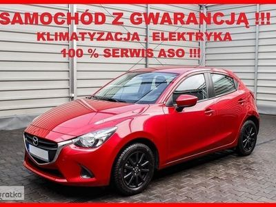 używany Mazda 2 III 100% Serwis + Klimatyzacja + Elektryka + Parktronik !!!, Leszno