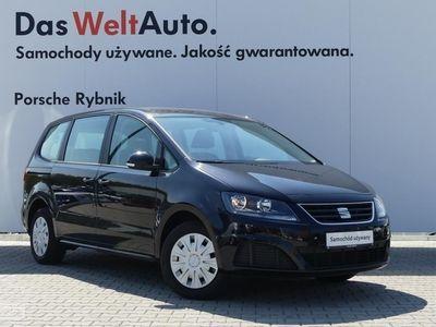 used Seat Alhambra II 2.0 TDI,150 KM, 7 Miejsc, Iwł, Bezwypadek ,ASO,FV23%