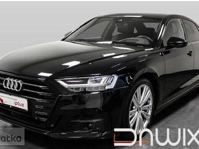 używany Audi A8 IV (D5) 50TDI /286KM/ SportPakiet/HeadUp/wentyl+masaż/pano, Częstochowa