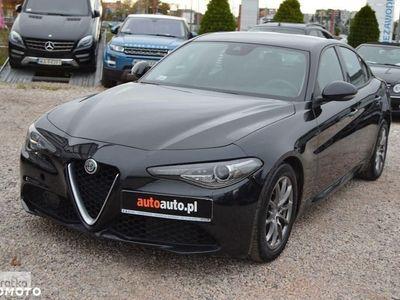 używany Alfa Romeo Giulia 2016 Salon Polska! 100% Bezwypadkowy! Faktura VAT 23%! 1 Właściciel!