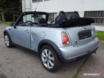 używany Mini One Cabriolet