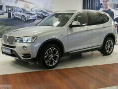 używany BMW X3 X3 G01sDrive18d xLine aut Salon PL 1wł. Gwarancja