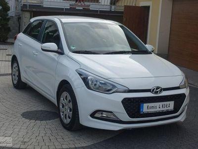 używany Hyundai i20 1.2dm 84KM 2017r. 24 000km