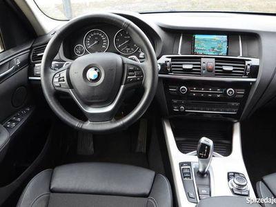 używany BMW X3 Automat Przebieg 31tyś km