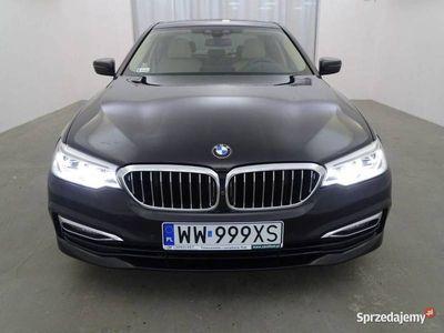 używany BMW 530 2dm 252KM 2017r. 74 537km