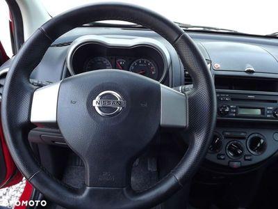 używany Nissan Note I