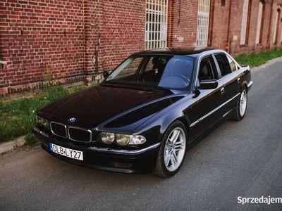 używany BMW 735 E38 i polift V8 doinwestowany