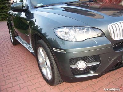 używany BMW X6 - Xdrive 3,5 diesel