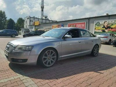 używany Audi A6 c6 3.0 tdi Quattro 224KM 2006r
