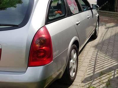 używany Nissan Primera P12 Combi 1.8 polski salon
