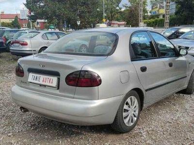 używany Chevrolet Lanos 1.5 benzyna/Bogate wyposażenie