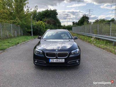używany BMW 525 F11 d Luxury Line Rej. PL Xenon Navi Automat Skóry