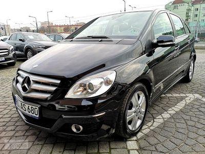 używany Mercedes 180 Klasa B W245CDI Elegance I Wł. Serwis ASO Bezwypadkowy