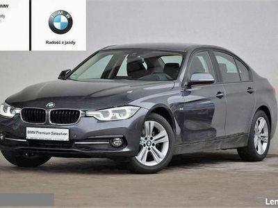 używany BMW 320 2dm 190KM 2018r. 12 000km